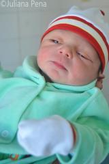 Welcome Otvio! ( Juliana Pena ) Tags: baby cute love face uncle cutie newborn