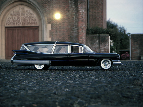 1959 Cadillac Superior Crown Royale Limousine Style Hearse 1
