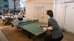Ann & Erik (BurlapZack) Tags: friends bar easter spring backyard widescreen wideangle pingpong tabletennis buds 169 comrades springtime easteregghunt 16x9 pack01 dentontx vscofilm osdhcp oakstreetdrafthousecocktailparlor panasoniclumixlx100 pingpoinggrudgematch pingpongrules yesitdoesrule