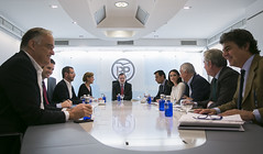 Mariano Rajoy preside la reunin del Comit de Direccin (Partido Popular) Tags: rajoy pp marianorajoy partidopopular cospedal comitededireccion