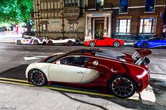 Hypercar madness. (Antoine Beck) Tags: ferrari porsche enzo bugatti supercar cinque zonda veyron roadster pagani huayra hypercar 918spyder