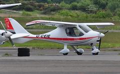 G-CEIE (goweravig) Tags: uk swansea wales aircraft visiting flightdesign ctsw swanseaairport gceie