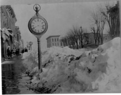 Snow in 1894 (indepsquare) Tags: old classic square office post lexington 1800s harry historic missouri 1800 independence truman