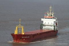 Ship. New Constellation 9191747 (dickodt65) Tags: ship coaster humberbridge