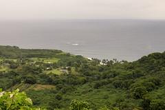 Homes Remote Road to Hana Area (rschnaible) Tags: ocean road usa water landscape hawaii us tour pacific outdoor sightseeing maui hana tropical tropics