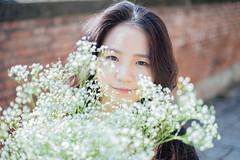 girl (Philip@Tamsui) Tags: sony a7ii planar planar45mm portrait  girl