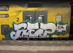 trein (Marker) Tags: train graffiti denhaag trein