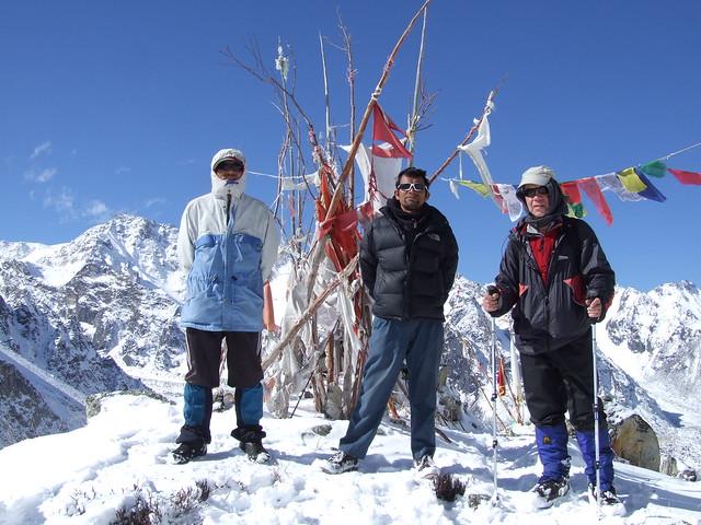 Kanchanjunga Pass