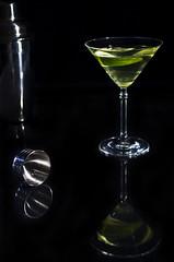 Vodka Gimlet (53tomcat53) Tags: photography drink lowkey strobist vodkagimlet