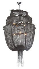 "4497 BLACK CHAIN CHANDELIER • <a style=""font-size:0.8em;"" href=""http://www.flickr.com/photos/43749930@N04/6807145136/"" target=""_blank"">View on Flickr</a>"