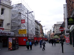Whitechapel, Liverpool (Liverpool Suburbia) Tags: liverpool demolition whitechapel 2012 merseyside