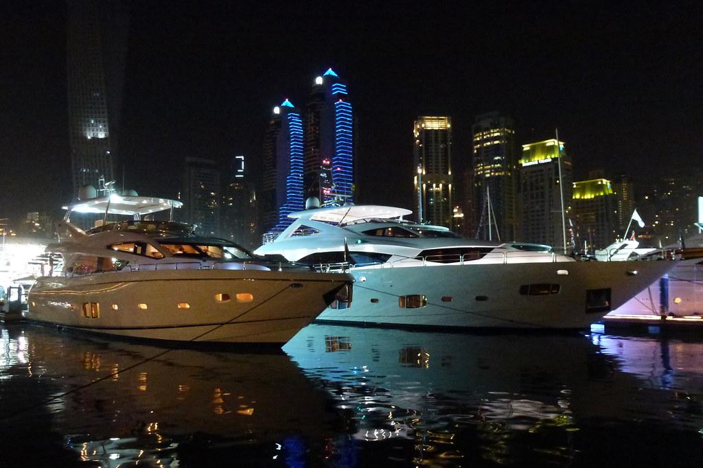 Sunseeker Dubai Boat Show 2012