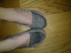 moccasins (malkyra) Tags: crochet slippers houseshoes crochetslippers crochetmoccasins crochethouseshoes
