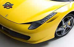 Ferrari 458 Italia (autodetailer) Tags: cars car italia shine ferrari vehicle gloss classiccars perfection maranello supercars detailing paintwork hydrophobic 458 darrenchang autodetailer macdude jayaone allweatherprotection autodetailerstudio