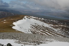 North West - Summit of Carn Gorm (Shabba Al) Tags: mountains scotland perthshire munro glenlyon meallgarbh carngorm creagmhor carnmairg