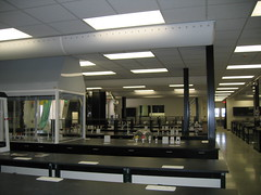 Shell Motiva Lab, Houston, USA (ke-fibertec) Tags: white hdc april2009 textilebasedventilation textileducts shellmotiva
