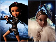 Old Photos that i Forgot to Upload. (Bratz Guy☆) Tags: party fashion photography dolls jade sasha mga bratz bratzparty