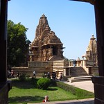 "Lakshmana Temple, Western Temple Group <a style=""margin-left:10px; font-size:0.8em;"" href=""http://www.flickr.com/photos/14315427@N00/6880498949/"" target=""_blank"">@flickr</a>"
