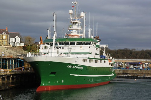 r.v Celtic Explorer