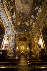 "Santa Maria della Vittoria • <a style=""font-size:0.8em;"" href=""http://www.flickr.com/photos/89679026@N00/6901980755/"" target=""_blank"">View on Flickr</a>"