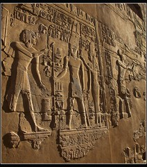 The writing is on the wall (Dune_UK) Tags: travel shadow eye art look liverpool joseph temple j photo blog different photographer image sale sold egypt carve nile photograph frame wife latex pillars karnak aswan luxor seen carvings glynne pritchard scouser pharoe