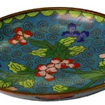 "<b>Dish</b><br/> Unknown (Chinese) Dish Cloisonne, n.d LFAC #1994:12:40<a href=""http://farm8.static.flickr.com/7184/6916693107_bc359a9dd1_o.jpg"" title=""High res"">∝</a>"