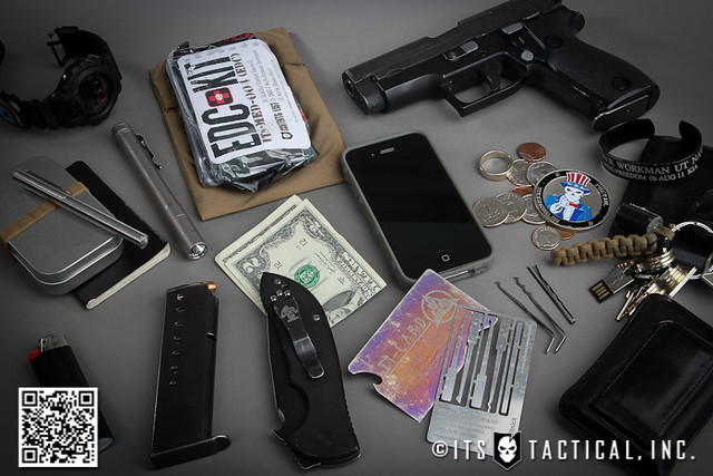 What's in Your Pockets? EDC Feb 2012