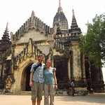 "Us Outside Shwegugyi <a style=""margin-left:10px; font-size:0.8em;"" href=""http://www.flickr.com/photos/14315427@N00/6921022866/"" target=""_blank"">@flickr</a>"