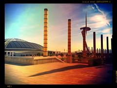 Barcelona - Montjuic - Anella Olimpica