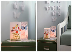 Cafenohut Feature | Decoupage Candle Holder (HeartHandmadeUK) Tags: diy tutorial feature votive decoupage diyproject hearthandmade flickgroup hearthandmadeuk cafenohut