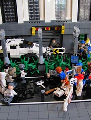 Chicago Riots [FINAL] (Andreas) Tags: chicago freedom lego military american kills riots protestors euarmy eulrv