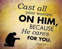 1 peter 5 7 (Distinctive Photography by Elizabeth) Tags: graphics prayer christian bible verse encouragement