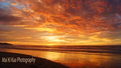 Rasa Ria's sunset (jonjacob^^) Tags: sunset rasaria sabahsunset