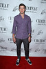 Austin Stowell walking the red carpet at Chateau Nightclub and Gardens at Paris Hotel and Casino Las Vegas, Nevada