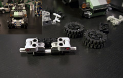 SomerStein steering/suspension (Aleksander Stein) Tags: steering lego suspension andrew vehicle compact somers scalable