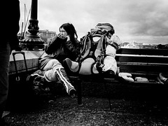 Traveller (Joris_Louwes) Tags: traveller rest
