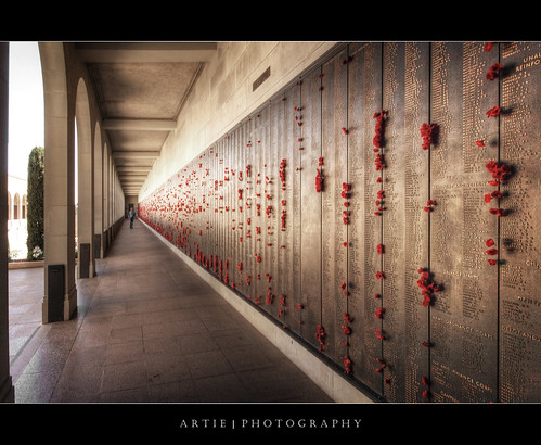 The ANZAC Memories :: HDR
