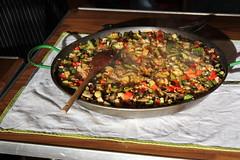 Angie's paella