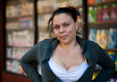 Ariel:  Hunts Point Bronx (Chris Arnade) Tags: new york city newyorkcity bronx addiction huntspoint chrisarnade facesofaddiction httpwwwhpac10474orgyoucanhelp