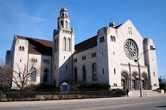 St. Rita Parish (Cragin Spring) Tags: church illinois catholic stritaparish catholicchurchworshipchristianchicagoilillinoiscityurbanchitownchicago ilmidwestchicago