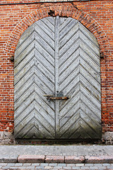 Riga ///// door (.nrq.) Tags: door puerta latvia porte tr riga 2012 letonia