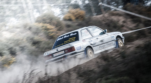 Bmw 325ix 1.º Rally Circuito