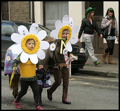 Patrick's Day Parade1 (HEFFO1) Tags: animal canon children pony tipperary enjoyment templemore patricksday2012