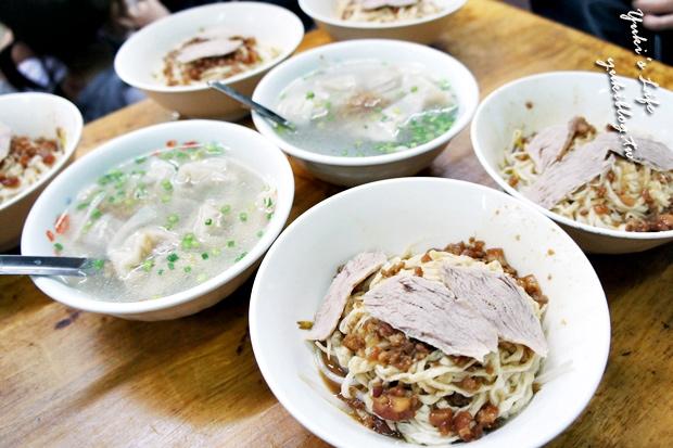 [南部小吃四日遊]*福榮小吃店‧阿瑞意麵&阿龍香腸熟肉&友愛鹽酥雞