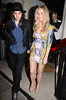 Diana Vickers, at the Risque Business launch party of Emilio Cavallini at Sketch - Departures. London, England