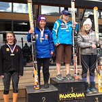 Top 3 overall  women  and most improved Panorama Miele Cup SG 6.4.2012