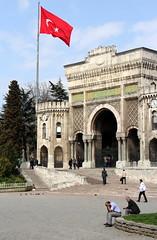 Tough Day? (Stephen Lioy) Tags: turkey asia europe university istanbul mosque ottoman bazaar constantinople sltanahmet