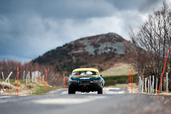 Tour Auto 2012 - Jaguar E-Type (Guillaume Tassart) Tags: auto france sport race 2000 tour rally racing e type jaguar rallye motorsport etype optic moteur ardche