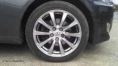 "Lexus alloy wheel refurbished by We Fix Alloys • <a style=""font-size:0.8em;"" href=""http://www.flickr.com/photos/75836697@N06/13643737245/"" target=""_blank"">View on Flickr</a>"