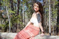 Kelsey (Hypnotica Studios Infinite) Tags: fashion model modeling models artfashion fashionart ruinsinthepines